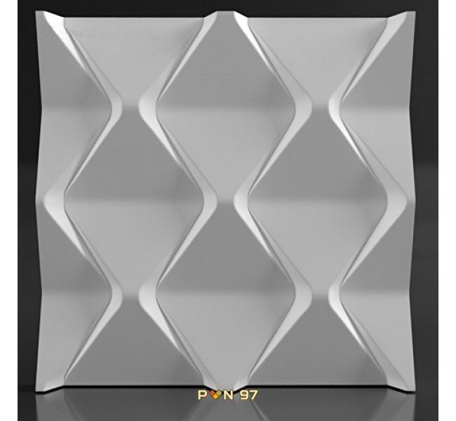 3D Пирамида-ABS