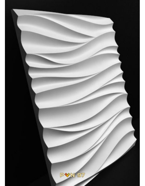 3D Вълна-ABS