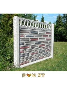 Пано за ограда 54