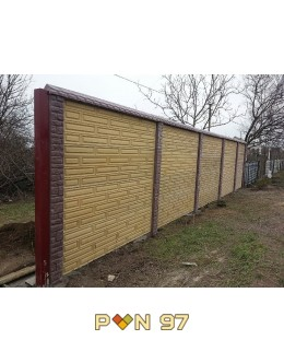Капак за ограда 2