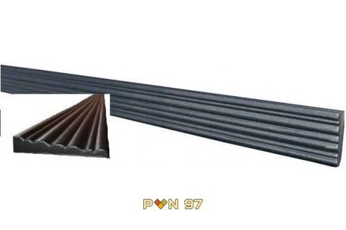 Корниз 3-ABS