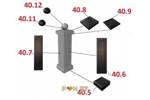 Комплект за колона-ABS