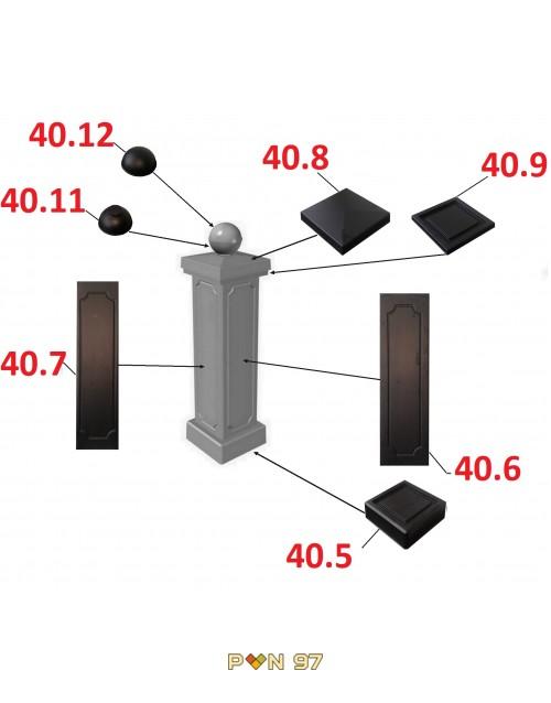 Основа за колона-ABS