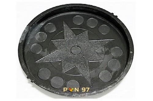 Пулове големи - кръг Ф50
