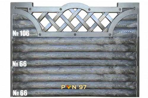 Пана за ограда 66, 106