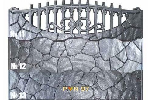 Пана за ограда 11, 12, 13