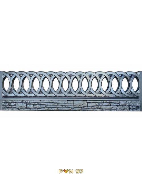 Пана за ограда 10, 55
