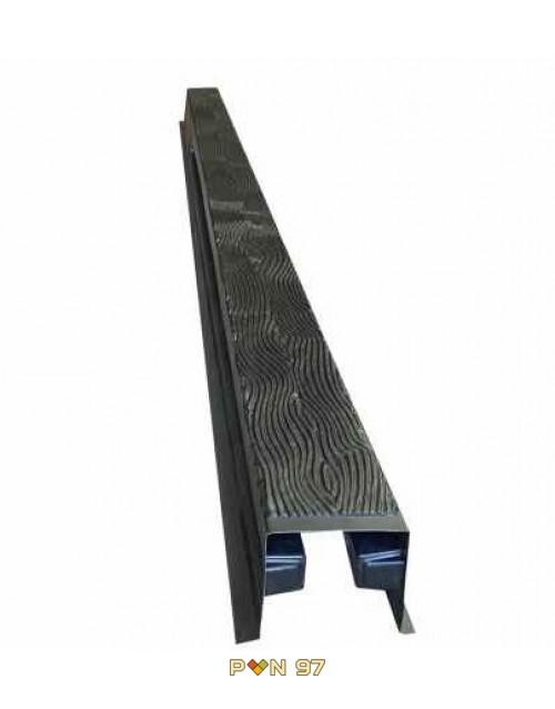 Лепен стълб за ограда