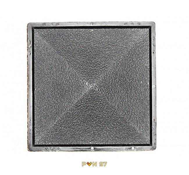 Капак за колона 39x39 - релеф