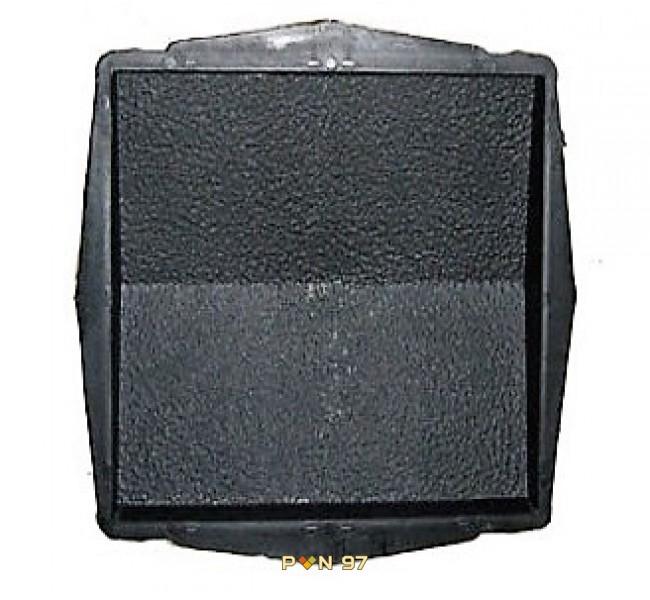 Капак за зид 39х35 - релеф